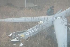 UAV Orion của Nga gặp nạn trong quá trình thử nghiệm