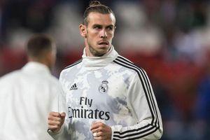 Real sẵn sàng để Bale đến Man United