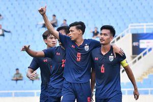 Thái Lan muốn giành 2 Huy chương Vàng bóng đá tại SEA Games 30