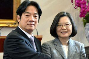Bà Thái Anh Văn chọn người 'chọc giận TQ' làm cấp phó tranh cử