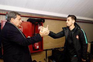 Luxembourg 0-1 Bồ Đào Nha: Ronaldo tích cực dứt điểm