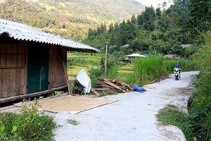 Nhiều tuyến đường giao thông nông thôn ở Hà Giang nhanh xuống cấp