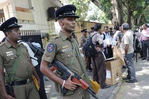 Xả súng trong ngày bầu cử Tổng thống Sri Lanka