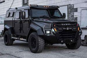 Siêu SUV chống đạn - Inkas Sentry Civilian 2020 cho giới siêu giàu