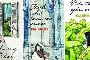 Nhà văn Đoàn Thạch Biền tặng bản quyền toàn bộ những tác phẩm cho Công ty Huyền Đức