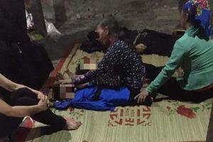3 cha con chết trong tư thế treo cổ ở Tuyên Quang
