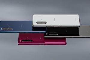 Lộ trình cập nhập Android 10 cho các điện thoại Sony Xperia