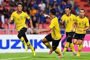 Malaysia loại 5 cầu thủ trong danh sách tham dự SEA Games