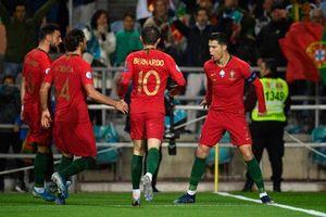 Luxembourg vs Bồ Đào Nha: Vì chiếc vé, vì kỷ lục!