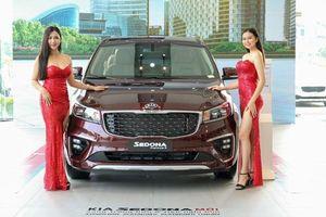 Chi tiết xe Kia Sedona giá từ 1,129 tỷ đồng tại Việt Nam