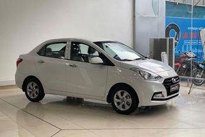 Mẫu xe Hyundai nào được ưa chuộng nhất tại Việt Nam tháng 10/2019?