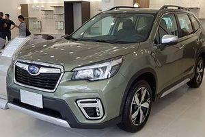 Đối thủ của Honda CR-V giảm giá mạnh tại Việt Nam