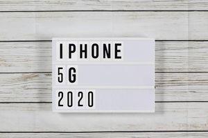 Apple sẽ dẫn đầu thị trường smartphone 5G vào năm 2020