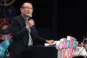 Nhà báo Lại Văn Sâm rùng mình nhớ lại giây phút cận kề tử thần
