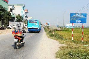 Xây dựng tuyến đường rộng 6 làn xe qua huyện Thanh Oai