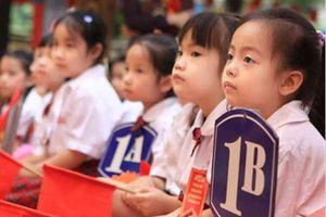 3 thay đổi trong chương trình giáo dục mới của học sinh lớp 1