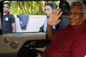 Sri Lanka có tân Tổng thống