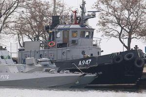 Nga thả 3 tàu chiến của Ukraine
