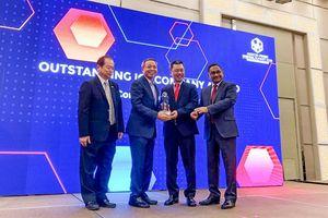 CMC giành giải thưởng 'Doanh nghiệp CNTT xuất sắc Châu Á – Châu Đại Dương'