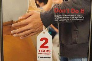 Cảnh sát Singapore bị chỉ trích vì gắn giá cho tội phạm tình dục