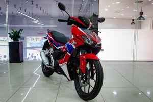 Honda Winner X lấy cảm hứng từ môtô đua, giá 50 triệu đồng