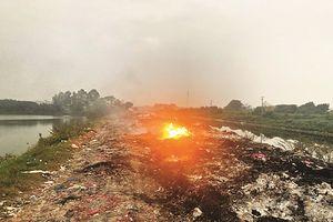 Ô nhiễm không khí tại Hà Nội: Nhức nhối tác nhân từ con người