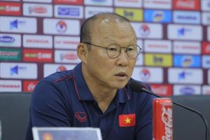 HLV Park Hang-seo: 'Chắc chắn tôi biết điểm yếu của ĐT Thái Lan'