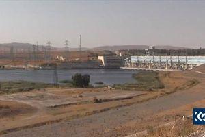 Đập thủy điện Tishrin: Chiến lược với người Kurd của Syria