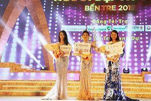 Bùi Kim Quyên đạt danh hiệu Hoa khôi người đẹp xứ dừa 2019
