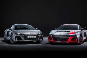 Ngắm phiên bản đua LMS GT4 cho siêu xe Audi R8 V10