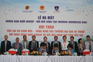 Trường ĐH Nguyễn Tất Thành tổ chức Hội thảo CLB Khoa học Công nghệ các trường kỹ thuật