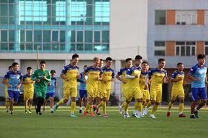 Thầy Park chốt danh sách 23 cầu thủ tuyển Việt nam đấu Thái Lan