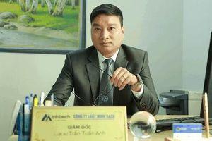 Luật sư Trần Tuấn Anh: 'Không nên so sánh mức án giữa Khá 'Bảnh' và Phan Sào Nam'