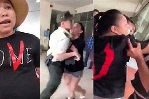 Chính thức quyết định xuất ngũ đối với nữ Đại úy gây náo loạn sân bay