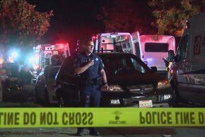Mỹ: Lại xả súng kinh hoàng ở California, 10 người bị bắn