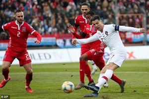 Xác định 17 đội bóng giành vé dự VCK EURO 2020