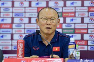 HLV Park Hang Seo: 'Công Phượng sẽ ghi bàn trong trận đại chiến với Thái Lan'