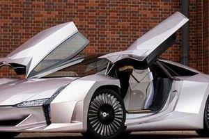 Xe hơi trong tương lai sẽ được làm từ gỗ?