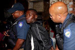 Nan giải ở 'thủ phủ tội phạm châu Phi'