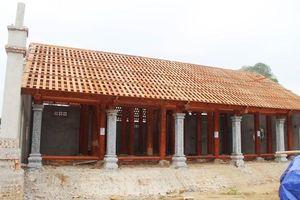 Nghệ An xử lý vụ việc xây chùa lấn di tích quốc gia