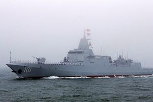 Hải quân Saudi Arabia và Trung Quốc tập trận 'Blue Sword 2019'