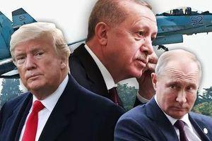 Thổ Nhĩ Kỳ chấp nhận đưa S-400 của Nga đi 'lánh nạn' vì sợ 'đòn trừng phạt' của Mỹ?