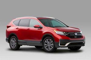 Honda Accord góp mặt trong danh sách 10 xe SUV phiên bản 2020 tốt nhất quả đất