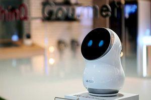 LG đưa robot Cloi vào bệnh viện để trẻ em giải trí