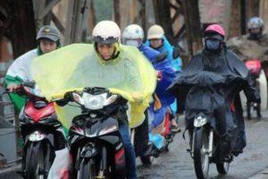 Thời tiết ngày 18/11: Không khí lạnh tràn về, Bắc bộ mưa rét