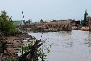 Thanh tra toàn diện dự án kè bảo vệ Khu dân cư Tắc Sông Chà