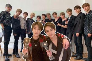 Seventeen thắng lớn tại Asian Music Festival 2019 với 2 giải thưởng quan trọng