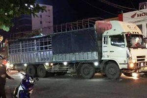 Tai nạn liên hoàn ở Nghệ An, vợ chết, chồng nguy kịch