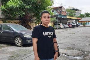 Đại úy Lê Thị Hiền chính thức bị giáng 2 cấp hàm, buộc ra khỏi ngành