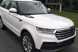 Range Rover tiếp tục bị nhái 'không thương tiếc' tại Trung Quốc